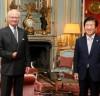 [국회의장]    박병석 의장 - 코로나19 이후 첫 외빈으로 스웨덴 국왕 예방